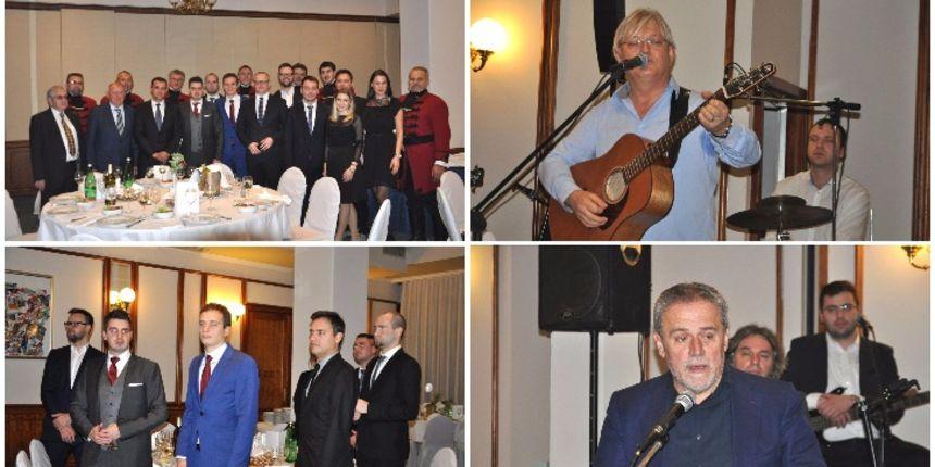 FOTO Održana tradicionalna 26. Međimurska večerja u Zagrebu