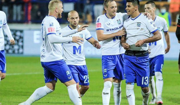 NK Osijek - HNK Gorica 2:1
