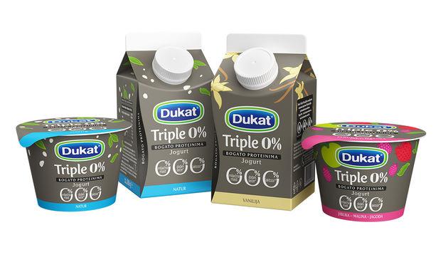 """Dukat predstavio prvu liniju """"pametnih"""" jogurta"""