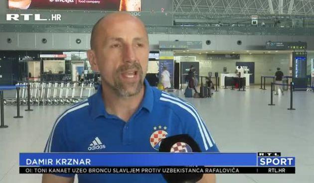 Krznar: 'Ne očekujem laganu utakmicu, ali vjerujem da smo pronašli način za završiti posao' (thumbnail)