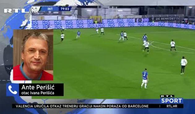 Perišićev otac Ante: 'Ran odlazak u inozemstvo mu je pomogao da sazrije' (thumbnail)