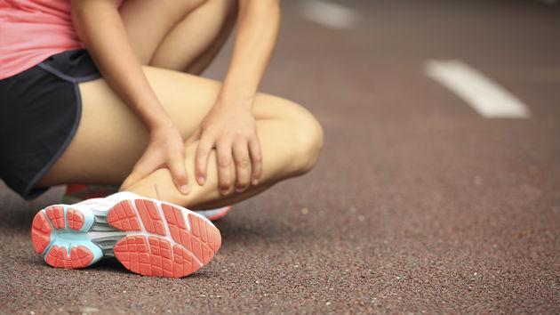 grčevi, bol, ozljeda, sport