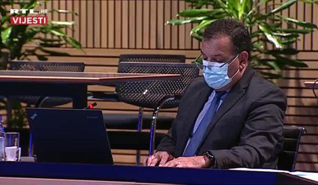 Beroš na sjednici Vlade dao izvješće o koronavirusu: