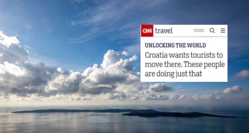 CNN piše o strancima koji su odlučili živjeti u Hrvatskoj: 'Hrvatska je sigurna zemlja, topla i otvorena'