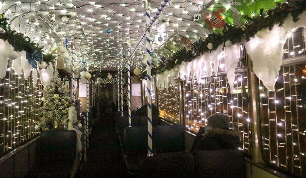 Božićni tramvaj ove godine vozi na redovnoj liniji