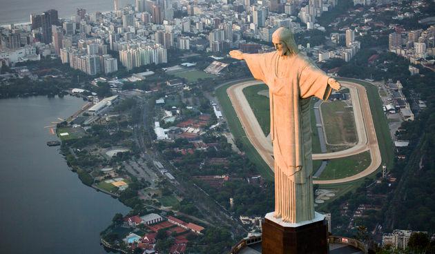 Završetak je planiran za drugo polugodište ove godine: Brazilci grade još viši Kristov kip