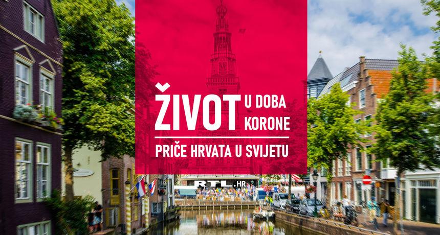 Hrvatski znanstvenik o borbi s koronom u Nizozemskoj, još jednoj zemlji nešto 'opuštenijeg pristupa'