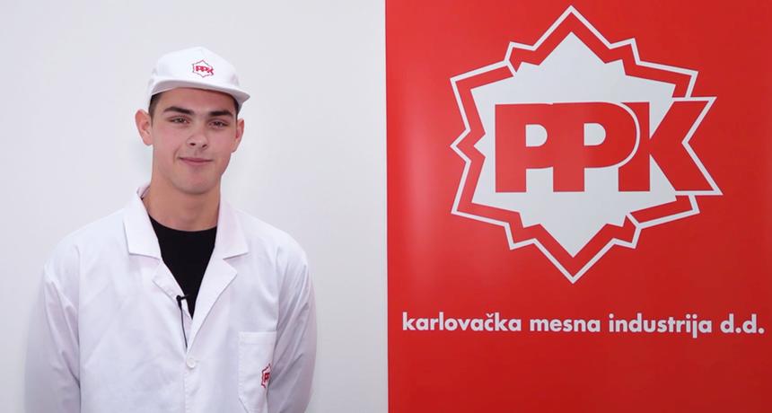 Mladi Karlovčanin Dario Ostrman je odabrao svoje zanimanje i zna da će imati siguran posao! PPK ima program