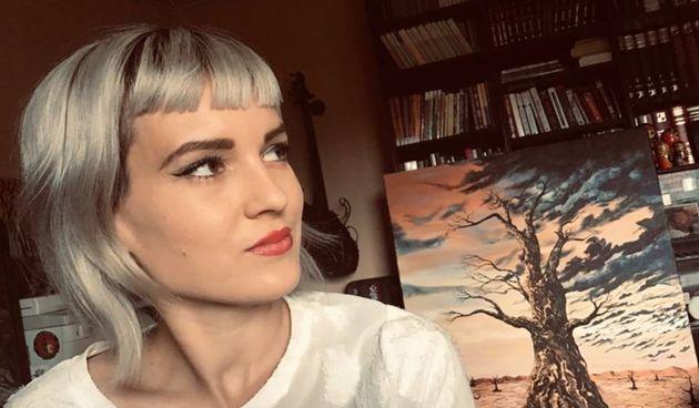 Umjetnica Monika Bičkei Friščić na Korzu predstavlja slikarsko-glazbeni događaj