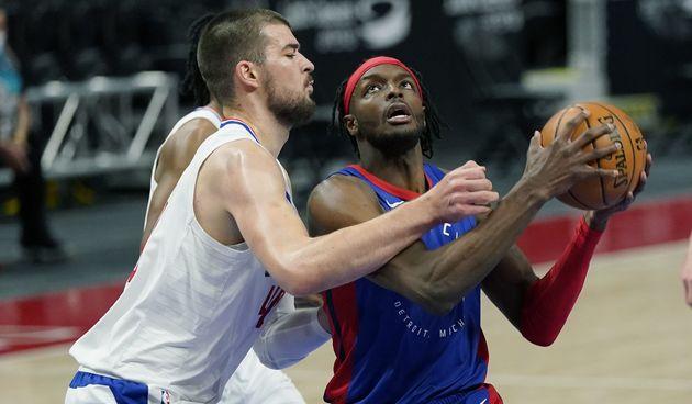 Detroit Pistons - LA Clippers