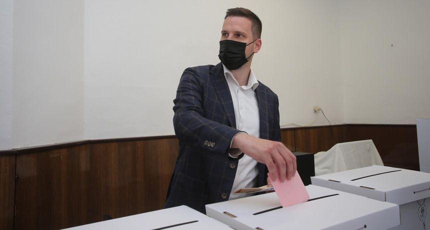 DIP objavio prve privremene rezultate lokalnih izbora