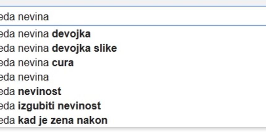 Pogledajte što sve Hrvati traže na Google?