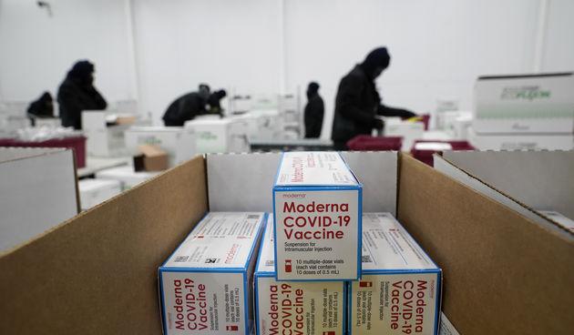 moderna cjepivo