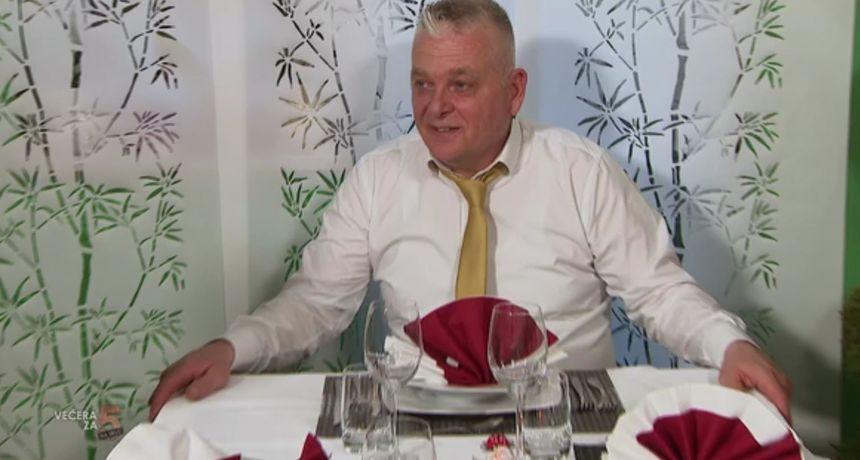 Domaćin Dalibor pred finale: 'Jedva čekam da počne večera, već sam posložio u glavi kako ću dočekati goste!'