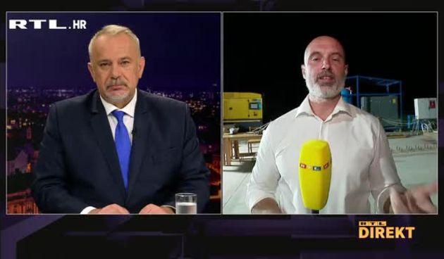 Live RTL-ovog reportera Borisa Miševića s Pelješkog mosta (thumbnail)