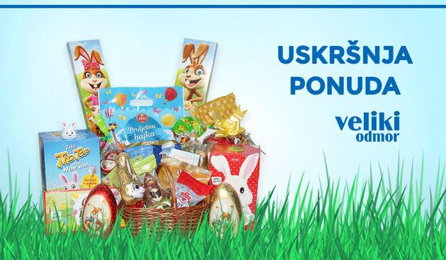 Dnevna dostava namirnica u Osijeku i okolici - #ostanidoma i obavi kupovinu!