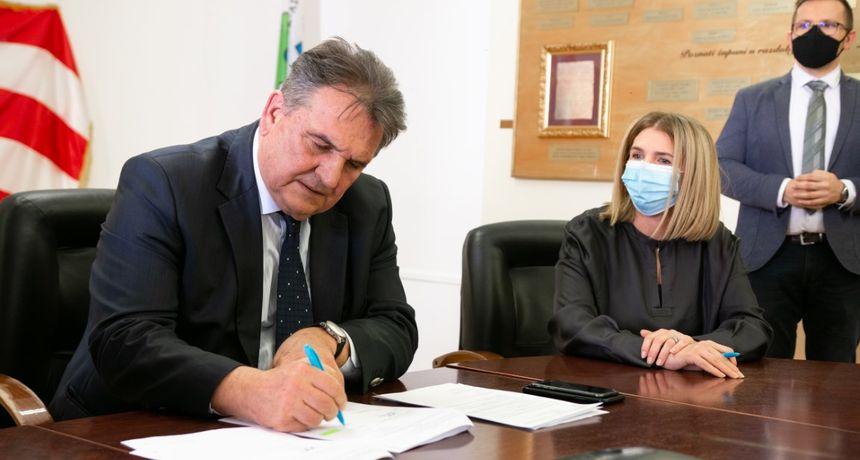 Potpisan Ugovor o pružanju savjetodavnih usluga za strategiju razvoja kompleksa Varaždinske Toplice