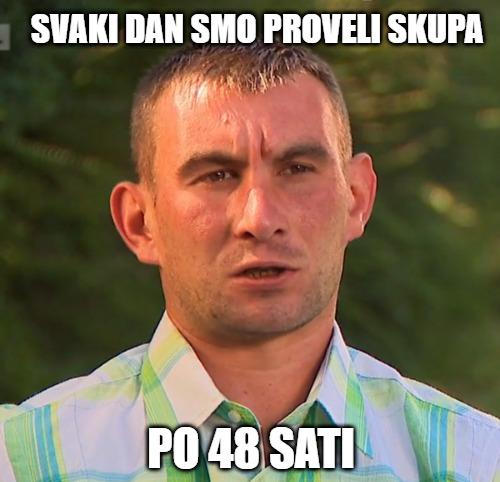 Ljubav je na selu, 13. sezona, meme