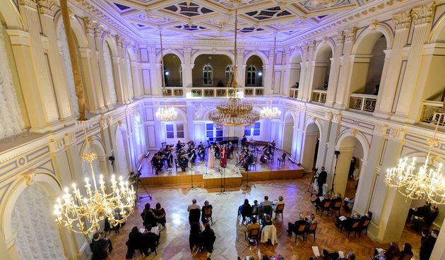 Koncert učenika Glazbene škole na Varaždinskim baroknim večerima