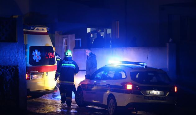 Požar u staračkom domu kraj Omiša, preminule su dvije osobe! 'Požar je lokaliziran, u tijeku je evakuacija'