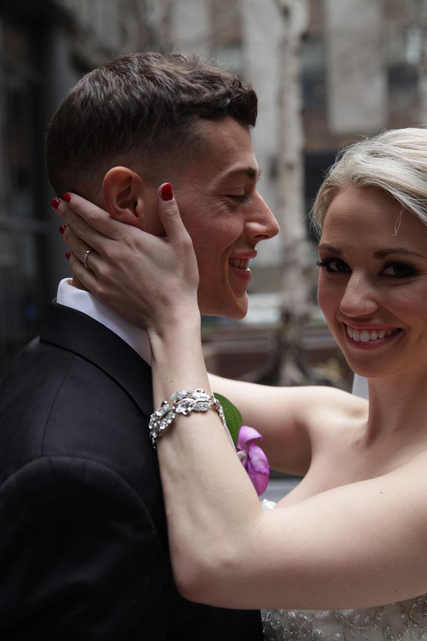 brak na prvu usa - courtney i jason