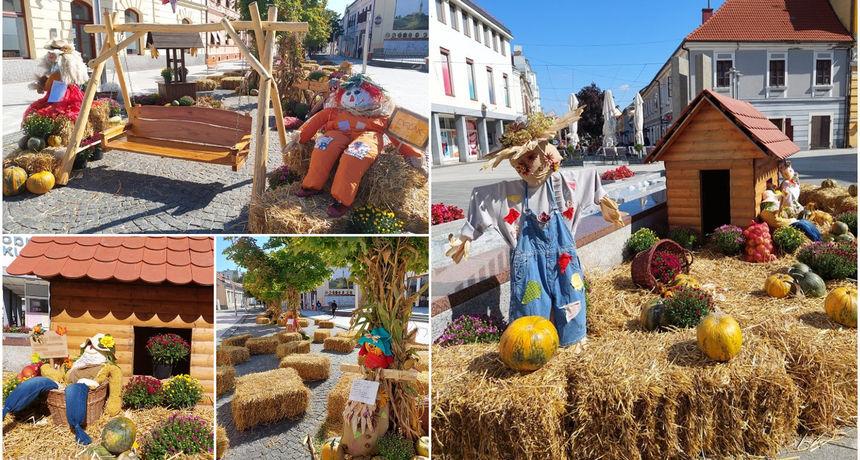FOTO Sve je spremno za ovogodišnju manifestaciju 'Jesen u gradu Zrinskih'!