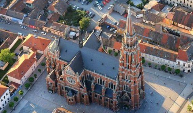osijek-katedrala