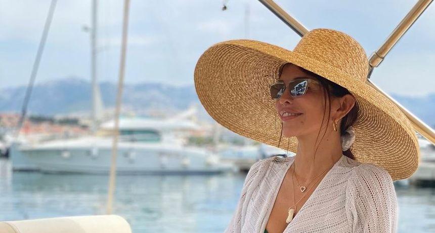 Osmijeh i simbolična torba: Severina se oglasila prvi put nakon novih optužbi Milana Popovića
