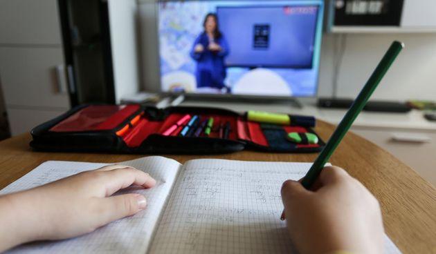 online nastava, škola na daljinu