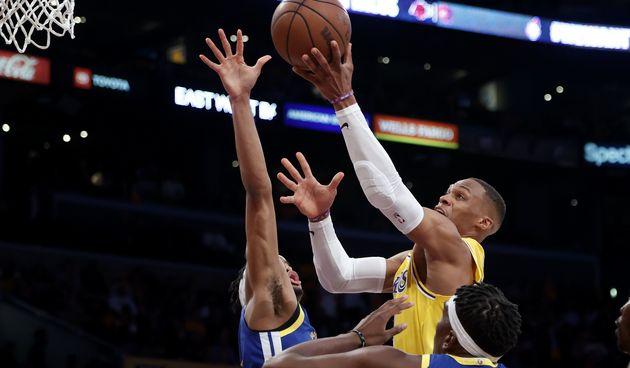 LA Lakers - Golden State Warriors