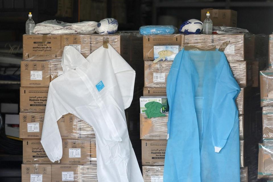 U Hrvatsku stigla donacija zaštitne medicinske opreme