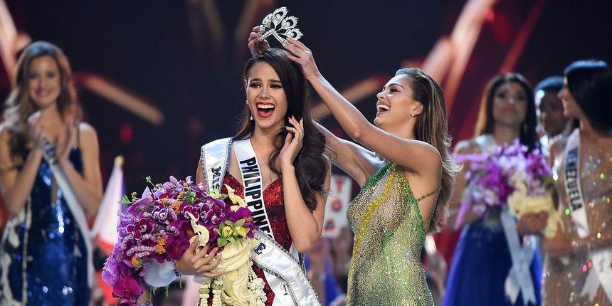 Catriona Gray sa Filipina nova je Miss Universe 2018!