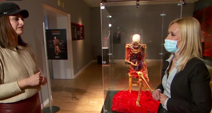 U Klovićevim dvorima bit će otvorena svjetski poznata izložba ljudske anatomije. Saznali smo što će se sve moći razgledati