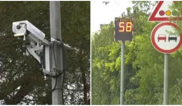 Kamere na cestama