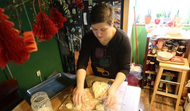 Ana iz Žiškovca se kuhačom bori protiv stresa