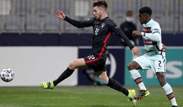 Hrvatska - Portugal U-21