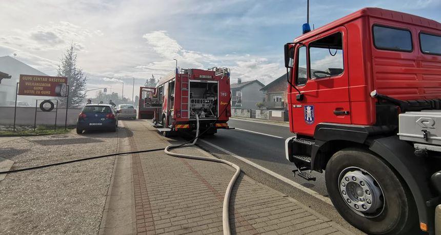 JAVLJA POLICIJA U istom danu u Međimurju dva požara u kućama
