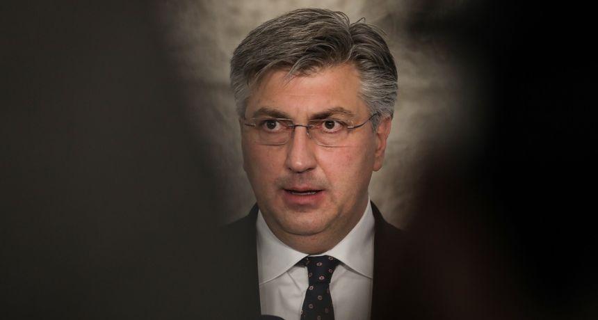 Plenković: Nastavljamo cijepljenje AstraZenecom, korist je veća od rizika