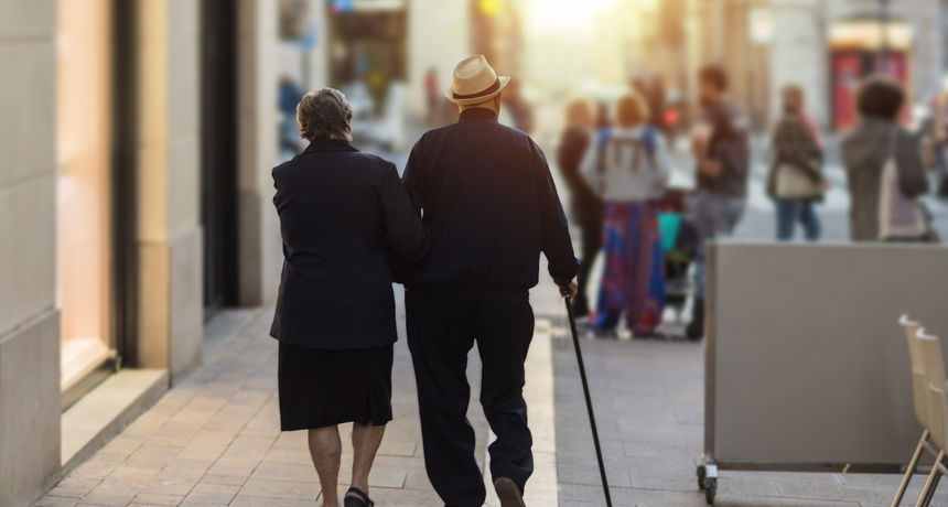 Nesvakidašnja situacija: Stariji par pobjegao iz doma umirovljenika koristeći Morseovu abecedu