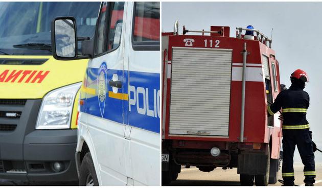 Hitna, policija, vatrogasci