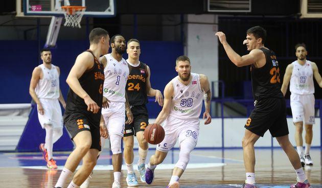 HT Premijer liga, 26. kolo: KK Zadar - KK Šibenka 98-83