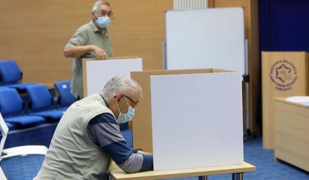 Lokalni izbori, glasanje