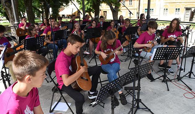Ljetna škola gitare 4.7.2020.