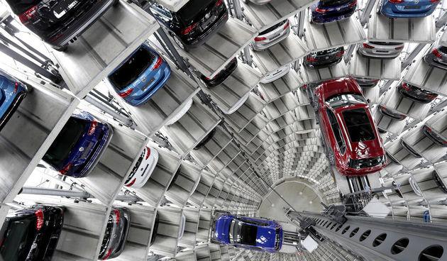 Automobili, Njemačka (ilustracija)