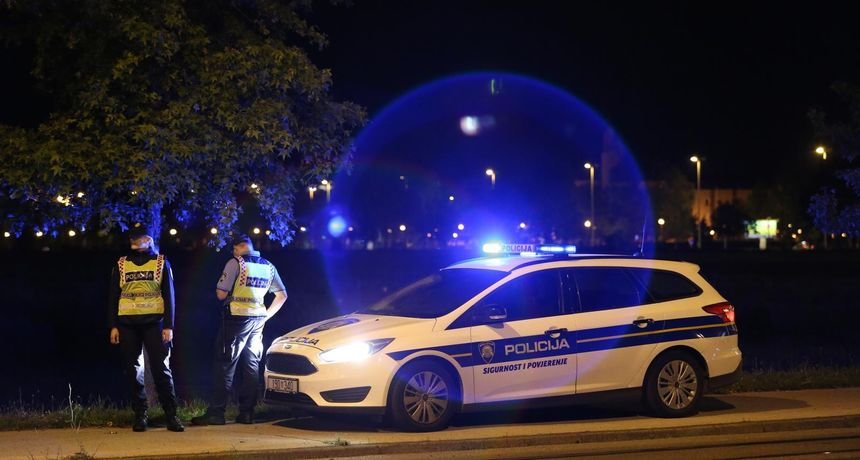Neslavnu titulu najpijanijeg noćas odnio 26-godišnjak iz Karlovca: Vozao se gradom s više od dva promila