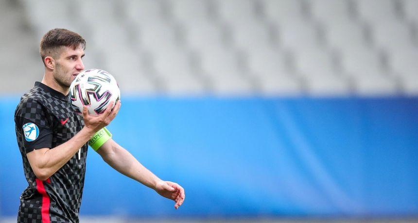 Luka Ivanušec spreman za Euro: 'Ako trebam igrati, spreman sam'