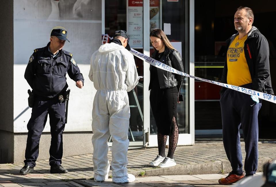 Eksplozija u Zagrebu: Eksplozivna naprava postavljena pred vrata stana. Ozlijeđena žena