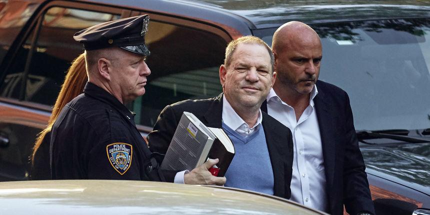 Weinstein optužen za silovanje