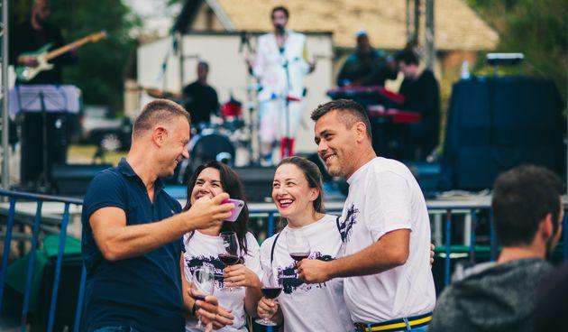 Vinski maraton u Zmajevcu