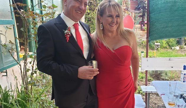 Fotografije s vjenčanja Zorana i Suzi Stričević